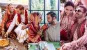 अपनी मेहंदी में मस्त होकर नाची 'मस्तानी', देखें दीपिका और रणवीर की अनदेखी Wedding Album