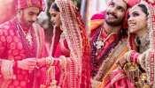 Photos: कोंकणी दीपिका पादुकोण पर चढ़ा रणवीर सिंह का सिंधी रंग, यूं बनीं खूबसूरत दुल्हन