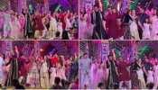 ईशा अंबानी के संगीत में जमकर नाचे शाहरुख, साथ में ठुमके लगाते नजर आए आमिर खान