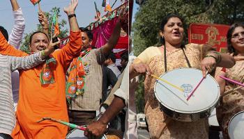 चुनाव में चला PM मोदी का जादू, महाराष्ट्र में BJP बनी सबसे बड़ी पार्टी तो हरियाणा में मिला पूर्ण बहुमत