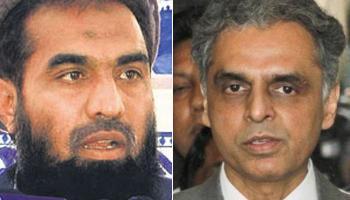 26/11 के मास्टरमाइंड लखवी को जमानत मामला: भारत ने पाकिस्तान से कड़े शब्दों में जताया ऐतराज