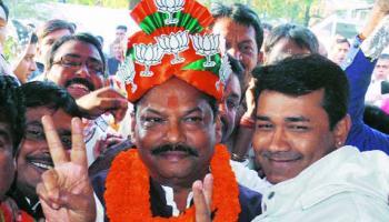 रघुबर दास होंगे झारखंड के पहले गैर आदिवासी मुख्यमंत्री, 29 को लेंगे शपथ