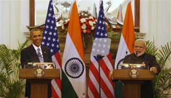 LIVE : PM मोदी और ओबामा की `केमेस्ट्री` ने परमाणु करार की बाधाओं को किया दूर
