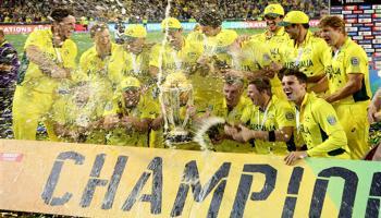 क्रिकेट विश्व कप 2015: ऑस्ट्रेलिया 5वीं बार बना विश्व विजेता, न्यूजीलैंड का टूटा सपना