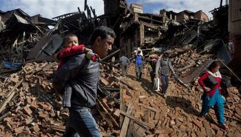 LIVE: नेपाल में भूकंप से मरने वालों की तादाद बढ़कर हुई 3351, पीएम मोदी ने राज्य सरकारों, सेना व एनडीआरएफ को सराहा