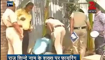 मुंबई में अमिताभ बच्चन की शूटिंग के पास गोलीबारी, एक गंभीर रुप से घायल