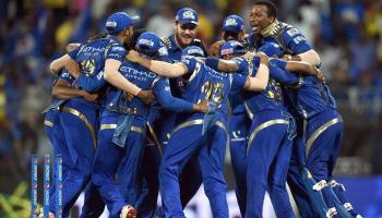 चेन्नई सुपरकिंग्स को हराकर मुंबई इंडियन्स बना आईपीएल-8 का चैम्पियन