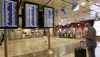 इंदिरा गांधी अंतरराष्ट्रीय एयरपोर्ट के कार्गो टर्मिनल पर रेडियोएक्टिव रिसाव पर काबू पाया गया