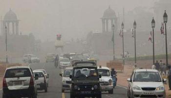 भीषण गर्मी और धूल से दिल्ली में जहरीले ओजोन का स्तर बढ़ा