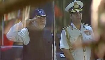 समुद्र से होने वाली आतंकी गतिविधियां और डकैती समुद्री सुरक्षा के लिए बड़ी चुनौती: PM मोदी