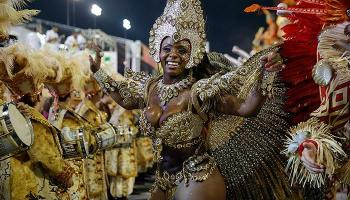 ब्राजील कार्निवल 2016 की मनमोहक तस्वीरें