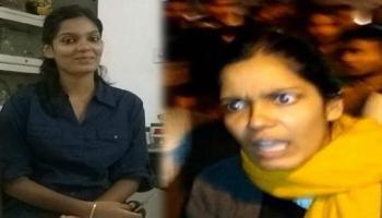 जेएनयू विवाद और गरमाया, राजा की बेटी को जान से मारने की मिली धमकी