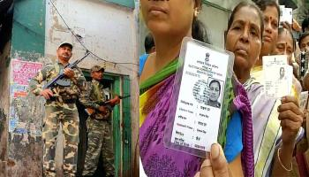 LIVE: पश्चिम बंगाल विधानसभा चुनाव में 5वें चरण के लिए मतदान जारी, सीएम ममता समेत कई दिग्गज मैदान में