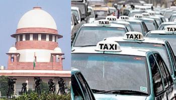 कल से दिल्ली/एनसीआर में नहीं चलेंगी डीजल टैक्सी, सुप्रीम कोर्ट ने और राहत देने से किया इंकार