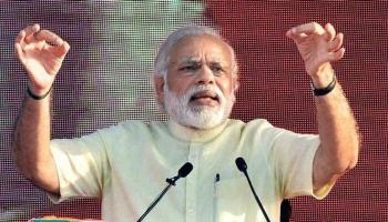सरकार के 2 साल पूरे होने पर PM मोदी ने सहारनपुर रैली में गिनाईं उपलब्धियां, कहा- मेरी सरकार गरीबों को समर्पित