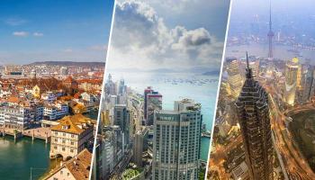 वर्ष 2016 में दुनिया के 10 सबसे महंगे शहर
