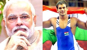 नरसिंह यादव डोपिंग विवाद: PM मोदी ने दिया दखल, भारत के कुश्ती महासंघ से विवाद की मांगी रिपोर्ट