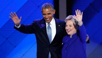 हिलेरी देशभक्त होने के साथ फाइटर भी, राष्ट्रपति पद के लिए मुझसे और बिल क्लिंटन से ज्यादा योग्य: ओबामा