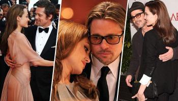 एंजेलीना जोली- ब्रैड पिट: हॉलीवुड की मशहूर जोड़ी अब होगी अलग
