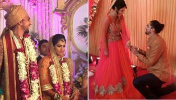 क्रिकेटर इशांत शर्मा प्रतिमा सिंह के साथ शादी के बंधन में बंधे