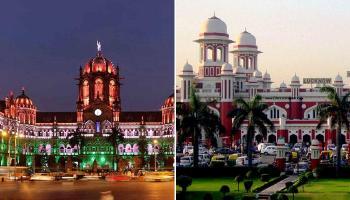 भारत के 10 सबसे बेहतरीन रेलवे स्टेशन