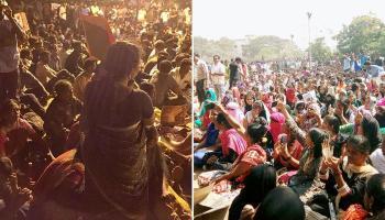 तमिलनाडु में जल्लीकट्टू को लेकर विरोध-प्रदर्शन