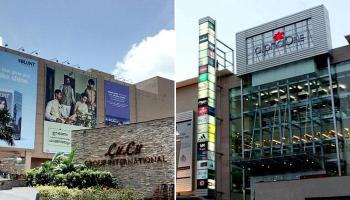 भारत के 10 बड़े शॉपिंग मॉल्स