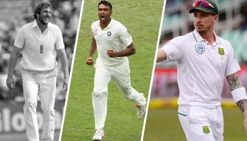 सबसे तेजी से 250 टेस्ट विकेट लेने वाले टॉप 10 गेंदबाज
