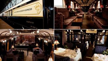 दुनिया के टॉप 10 लक्जरी ट्रेन