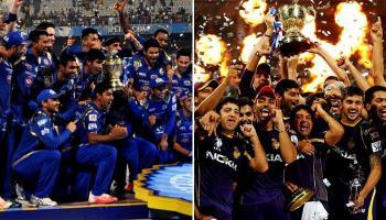 पिछले 9 आईपीएल की विजेता टीमें
