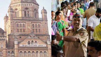 महाराष्ट्र निकाय चुनाव में 56 प्रतिशत मतदान, बीएमसी में पिछली बार से 10% अधिक वोटिंग