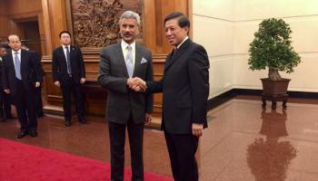 बीजिंग में भारत और चीन के बीच हुई रणनीतिक वार्ता, दोनों देश साकारात्मक बातचीत को इच्छुक