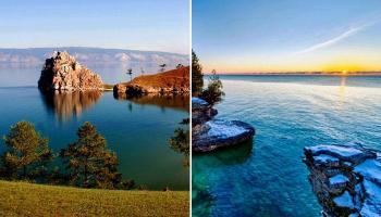 दुनिया में 10 सबसे बड़ी झीलें