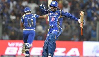 IPL 2017: मुंबई इंडियंस बनाम कोलकाता नाइट राइडर्स