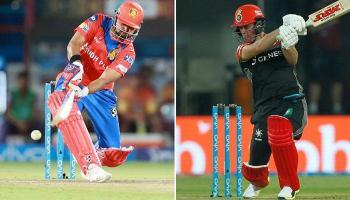ये हैं IPL-10 में अधिकतम छक्के मारने वाले 10 बल्लेबाज