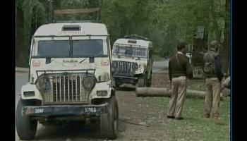 कश्मीर: आतंकी हमले में पीडीपी नेता अब्दुल गनी की मौत, एके 47 से मारी तीन गोली