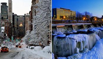 दुनिया के सबसे ठंडे देश