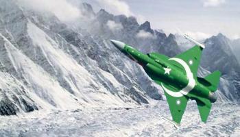 पाक लड़ाकू विमानों ने सियाचिन के करीब भरी उड़ान, हवाई क्षेत्र के उल्लंघन से भारत का इनकार