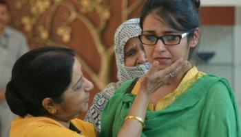 उज्मा ने साझा किया पाकिस्तान में अपने बुरे अनुभवों को, कहा: भारत जैसी कोई जगह नहीं