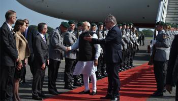 आतंकवाद से बुरी तरह प्रभावित हुआ है यूरोप, इससे निपटने के लिए आगे आएं देश: PM मोदी