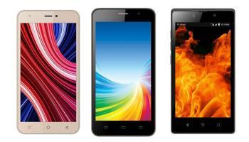ये हैं भारत में बिकने वाले 5,000 रुपये तक के 10 सर्वश्रेष्ठ 4 जी स्मार्टफोन