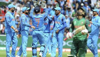 चैंपियंस ट्रॉफी 2017: बांग्लादेश को 9 विकेट के हराकर फाइनल में पहुंची टीम इंडिया