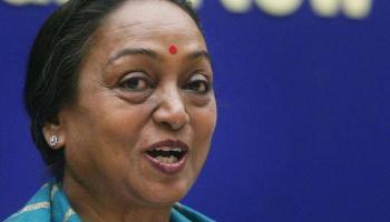 राष्ट्रपति चुनावः एनडीए के कोविंद के जवाब में विपक्ष ने उतारा महिला दलित चेहरा मीरा कुमार को