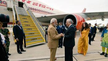 भारत-पुर्तगाल ने 11 समझौतों पर दस्तखत किए, PM मोदी अमेरिका रवाना