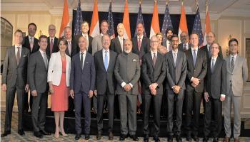 अमेरिकी कंपनियों के CEOs के साथ गोलमेज बैठक में पीएम मोदी ने कहा, `भारत अब एक कारोबार हितैषी देश के रूप में उभरा है, आइए निवेश कीजिए`
