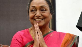 राष्ट्रपति चुनाव: मीरा कुमार आज संसद भवन में दाखिल करेंगी नामांकन, सोनिया और येचुरी रहेंगे मौजूद
