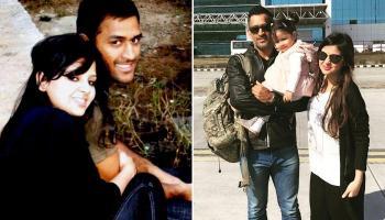 महेंद्र सिंह धोनी और साक्षी की शादी के पूरे हुए 7 साल, देखें तस्वीरें