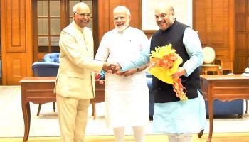 पीएम मोदी, अमित शाह की चल गई रणनीति, क्रॉस वोटिंग ने फोड़ा विपक्षी एकता का गुब्बारा!