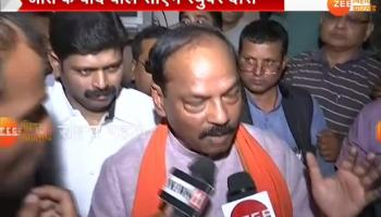 JHARKHAND: CM Raghuvar Das's reaction to victory in body elections