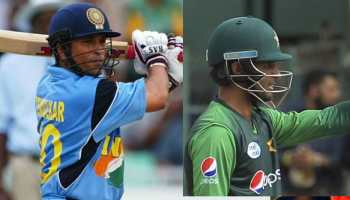 Sachin tendulkar made 200 first time in ODI, now 8th time, its done by Fakhar Jaman of Pakistan